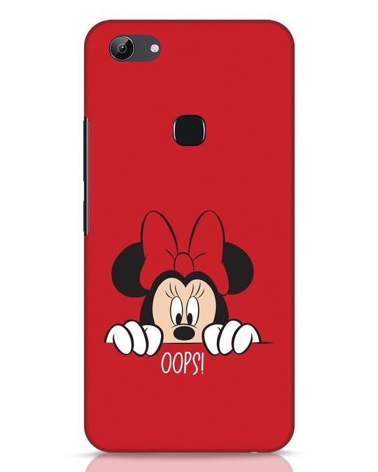 Shop Oops Minnie Vivo Y83 Mobile Cover-Front