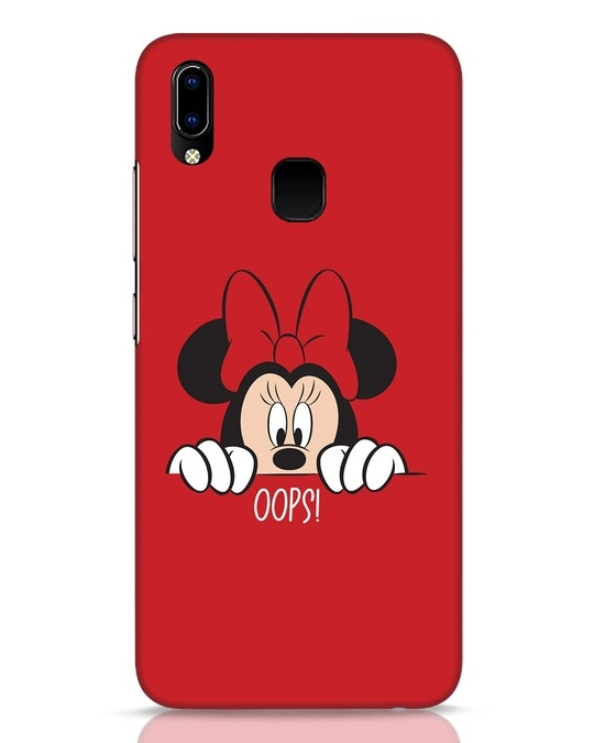 Shop Oops Minnie Vivo Y93 Mobile Cover-Front
