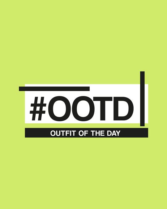 Shop Ootd Half Sleeve T-Shirt-Full