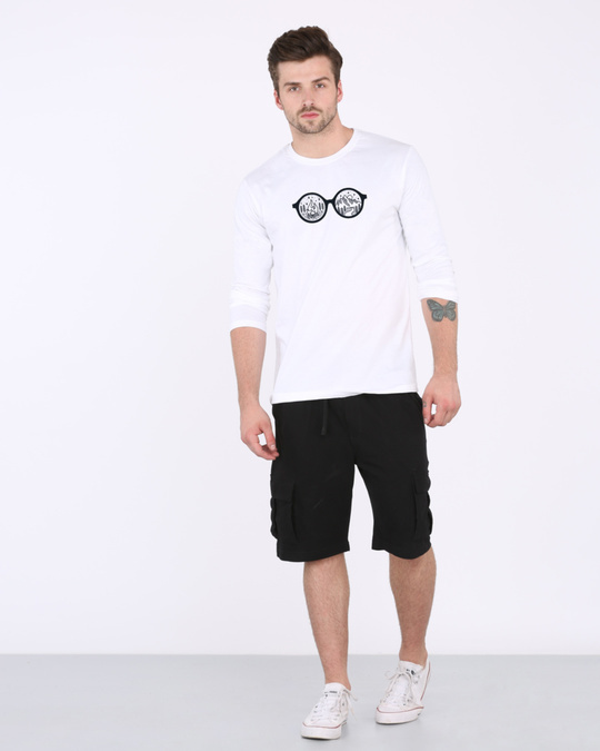 Shop Outdoor Glasses Full Sleeve T-Shirt