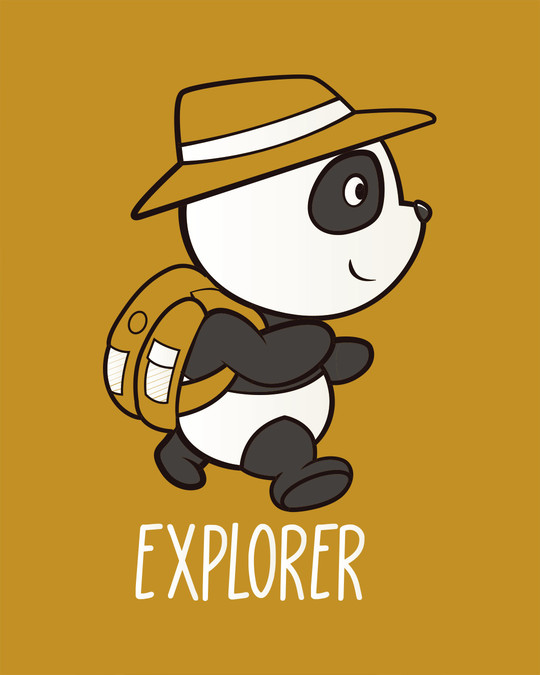 Shop Panda Explorer Sweatshirt