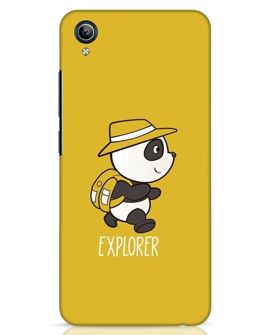 Shop Panda Explorer Vivo Y91i Mobile Cover-Front