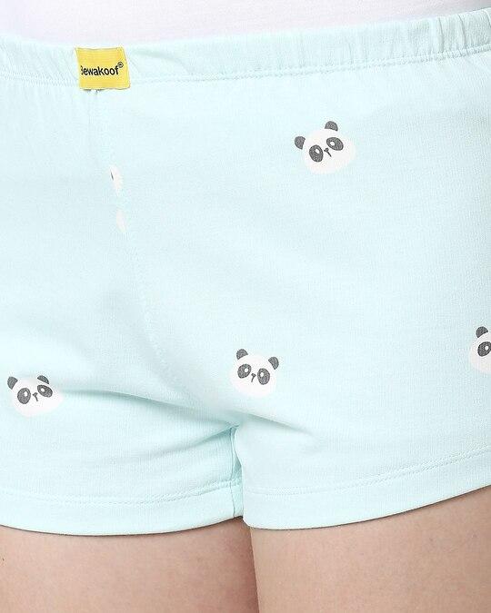 Shop Panda Fun AOP Shorts