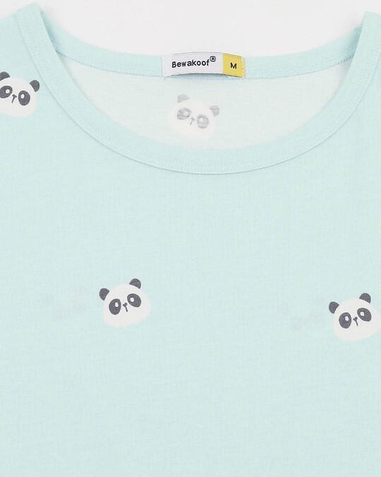 Shop Panda Fun AOP Vest