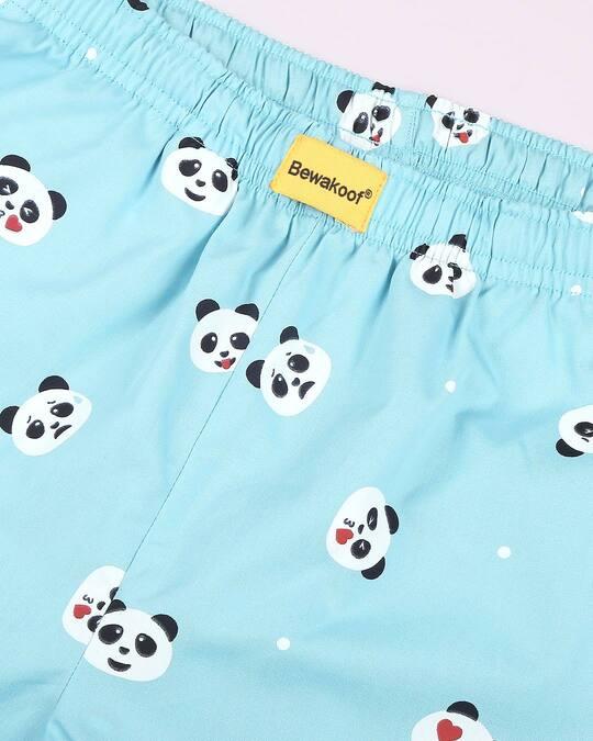 Shop Panda Moods All Over Printed Pyjama