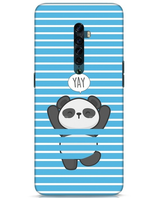 Shop Panda Yay Oppo Reno 2 Mobile Cover-Front