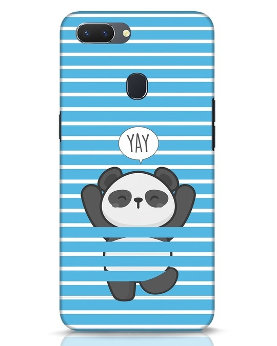 Shop Panda Yay Realme 2 Mobile Cover-Front