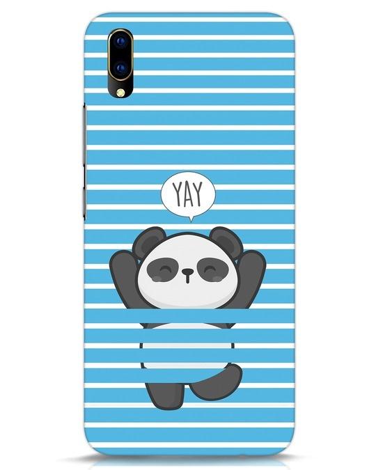 Shop Panda Yay Vivo V11 Pro Mobile Cover-Front