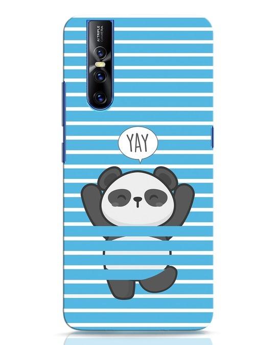 Shop Panda Yay Vivo V15 Pro Mobile Cover-Front