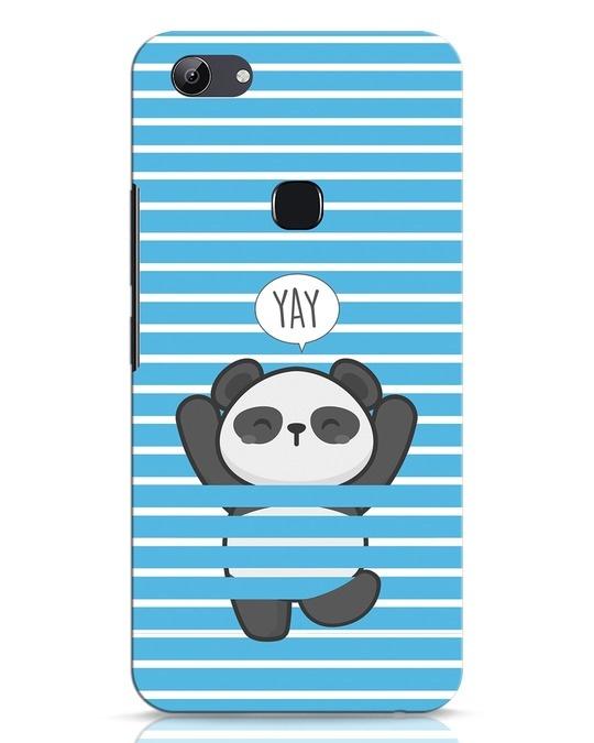 Shop Panda Yay Vivo Y83 Mobile Cover-Front