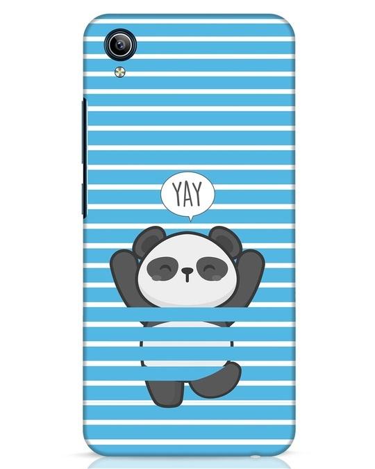 Shop Panda Yay Vivo Y91i Mobile Cover-Front
