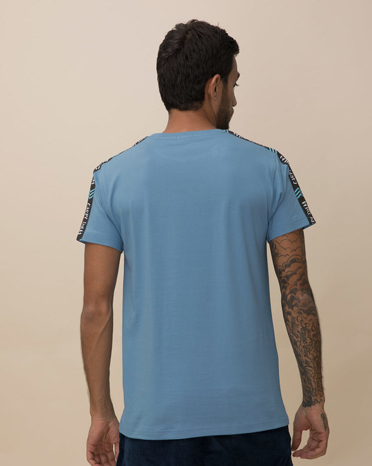 Shop Panel Carpe Diem Sports Trim T-Shirt-Back