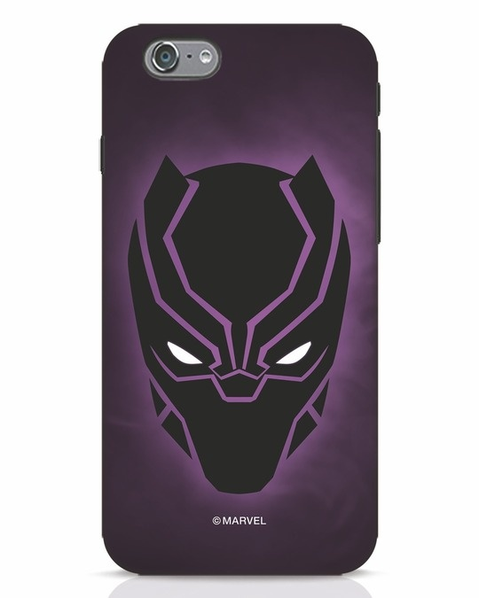 Shop Panther Black iPhone 6 Mobile Cover-Front