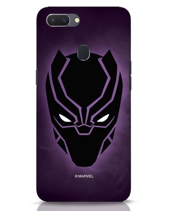 Shop Panther Black Realme 2 Mobile Cover-Front