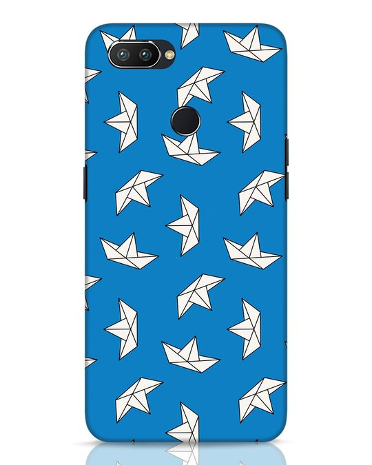 Shop Paper Boats Realme 2 Pro Mobile Cover-Front