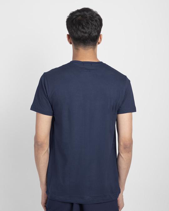 Shop Party Tera Bhai Dega Half Sleeve T-Shirt-Back