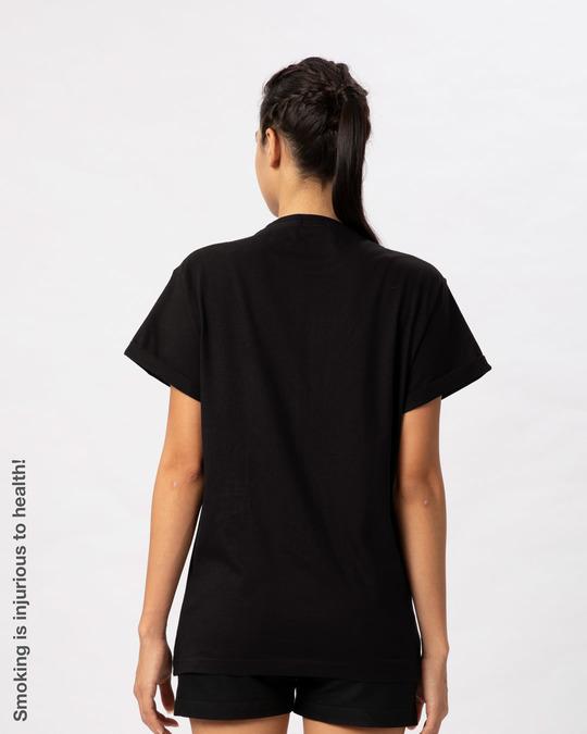 Shop Pass Kar Boyfriend T-Shirt-Full