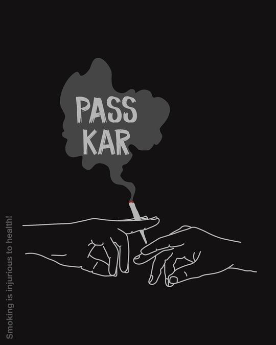 Shop Pass Kar Full Sleeve T-Shirt-Full