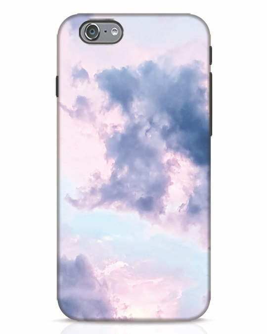 Shop Pastel Cloud iPhone 6s Mobile Cover-Front