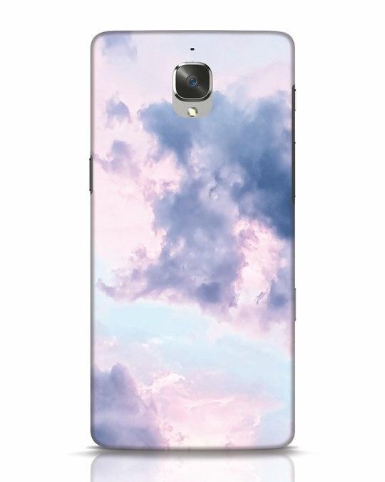 Shop Pastel Cloud OnePlus 3T Mobile Cover-Front