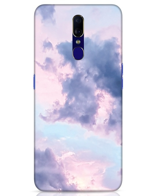 Shop Pastel Cloud Oppo F11 Mobile Cover-Front