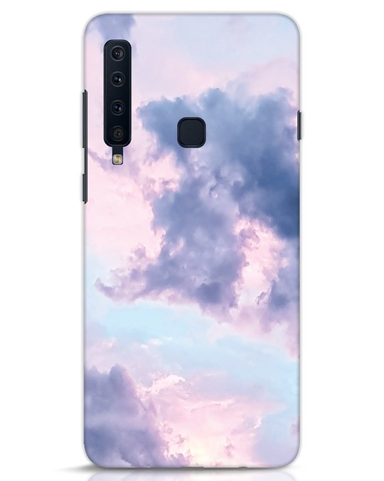 Shop Pastel Cloud Samsung Galaxy A9 2018 Mobile Cover-Front