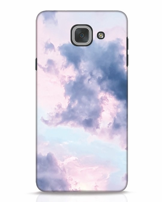 Shop Pastel Cloud Samsung Galaxy J7 Max Mobile Cover-Front