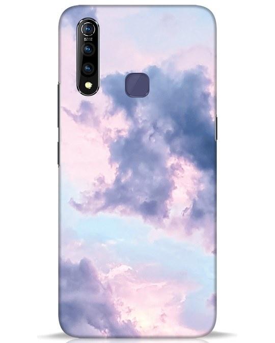 Shop Pastel Cloud Vivo Z1 Pro Mobile Cover-Front