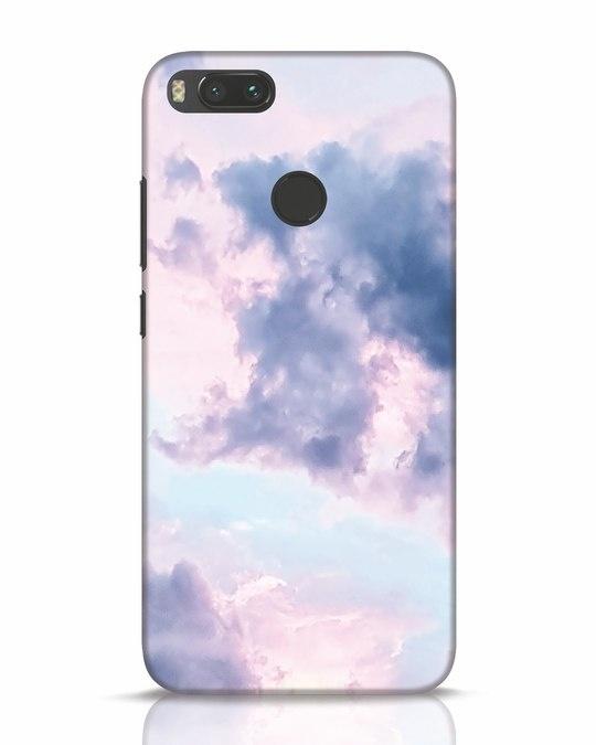 Shop Pastel Cloud Xiaomi Mi A1 Mobile Cover-Front