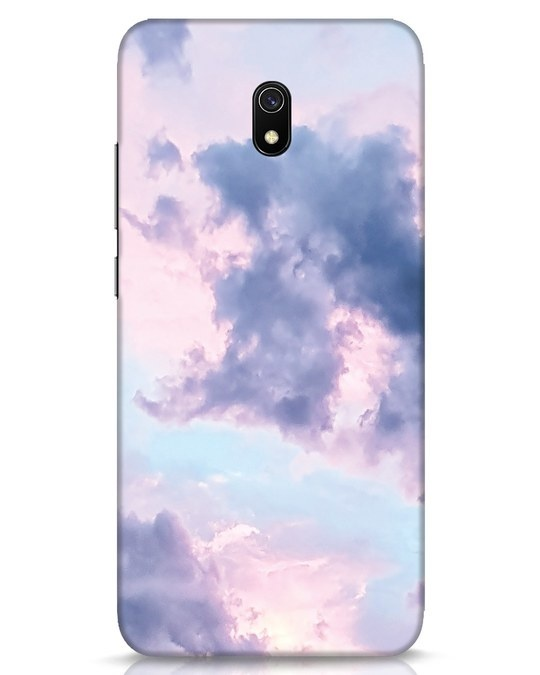 Shop Pastel Cloud Xiaomi Redmi 8A Mobile Cover-Front
