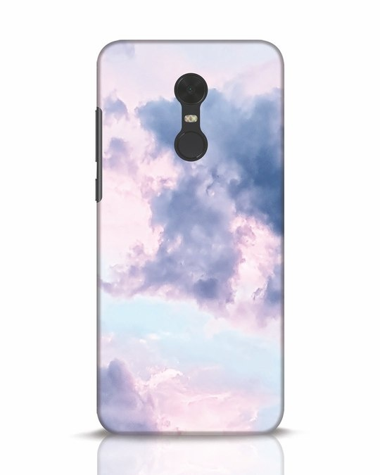 Shop Pastel Cloud Xiaomi Redmi Note 5 Mobile Cover-Front