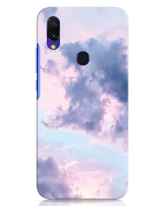 Shop Pastel Cloud Xiaomi Redmi Y3 Mobile Cover-Front