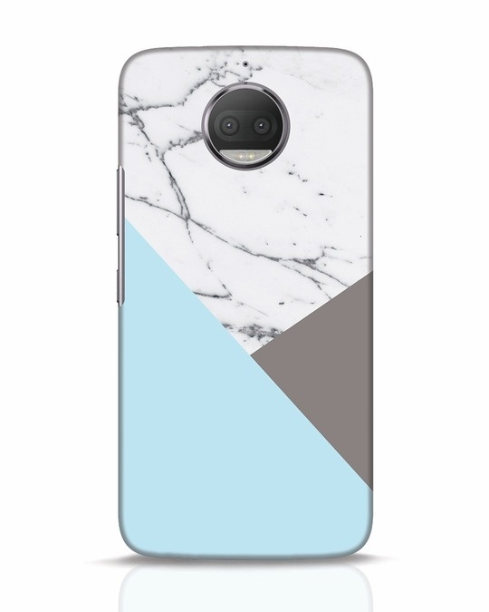 Shop Pastel Marble Moto G5s Plus Mobile Cover-Front