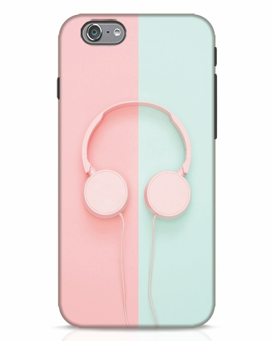 Shop Pastel Music iPhone 6 Mobile Cover-Front