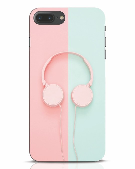 Shop Pastel Music iPhone 7 Mobile Cover-Front