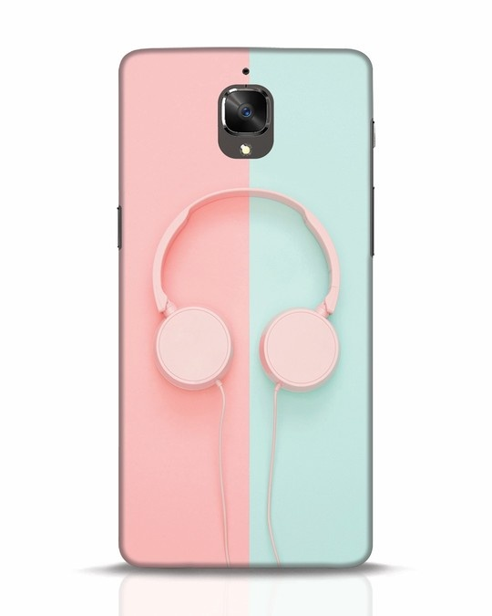 Shop Pastel Music OnePlus 3 Mobile Cover-Front