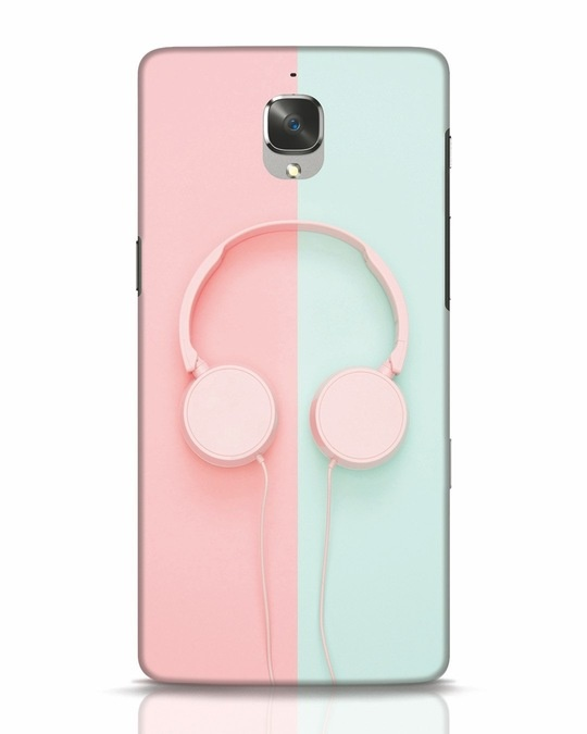Shop Pastel Music OnePlus 3T Mobile Cover-Front