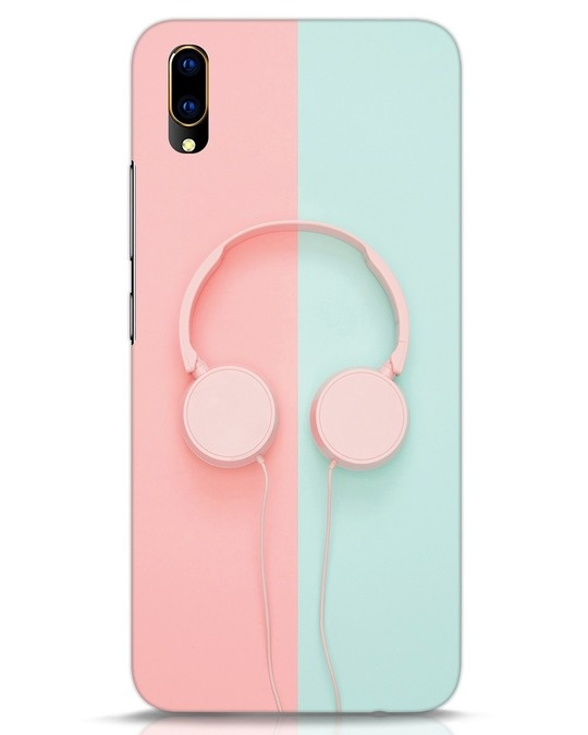 Shop Pastel Music Vivo V11 Pro Mobile Cover-Front