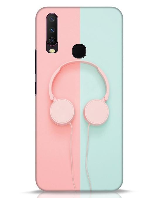 Shop Pastel Music Vivo Y17 Mobile Cover-Front