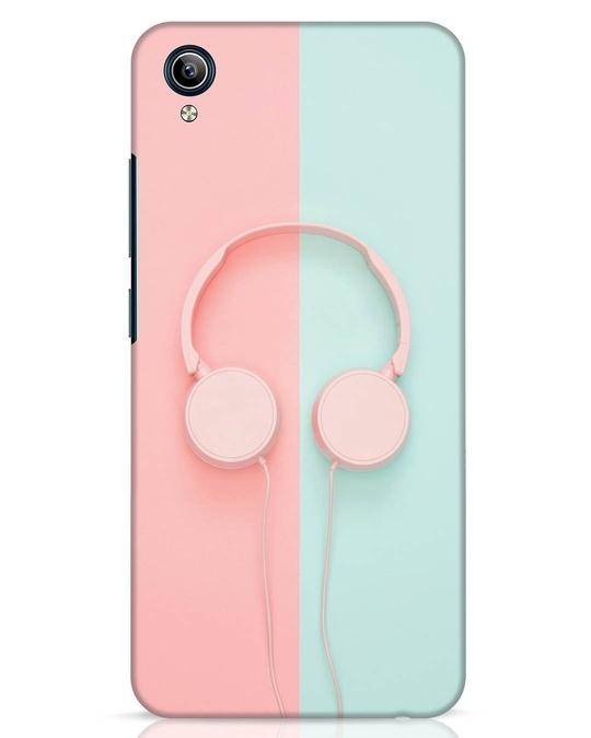 Shop Pastel Music Vivo Y91i Mobile Cover-Front