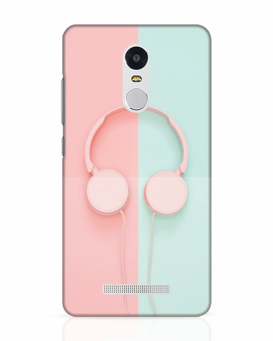 Shop Pastel Music Xiaomi Redmi Note 3 Mobile Cover-Front