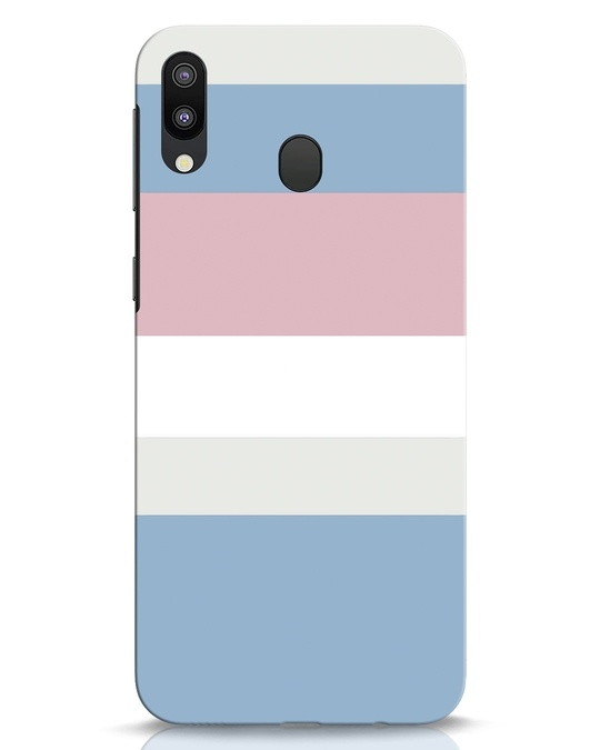 Shop Pastels Samsung Galaxy M20 Mobile Cover-Front