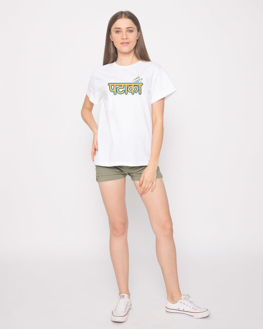 Shop Patakha Half Sleeve T-Shirt