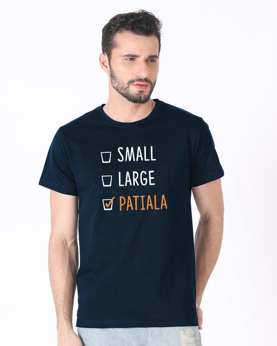 Shop Patiala Half Sleeve T-Shirt-Back