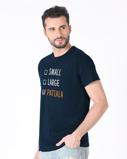 Shop Patiala Half Sleeve T-Shirt-Full
