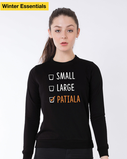 Shop Patiala Sweatshirt-Front