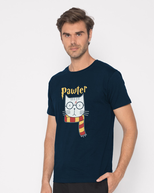 Shop Pawter Half Sleeve T-Shirt-Full