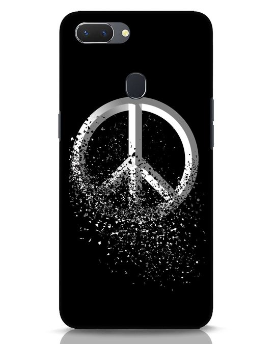 Shop Peace Dispersion Realme 2 Mobile Cover-Front