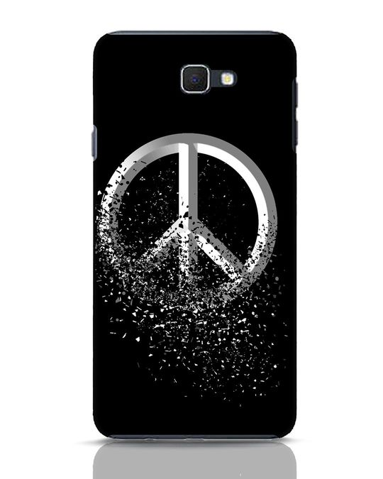 Shop Peace Dispersion Samsung Galaxy J7 Prime Mobile Cover-Front