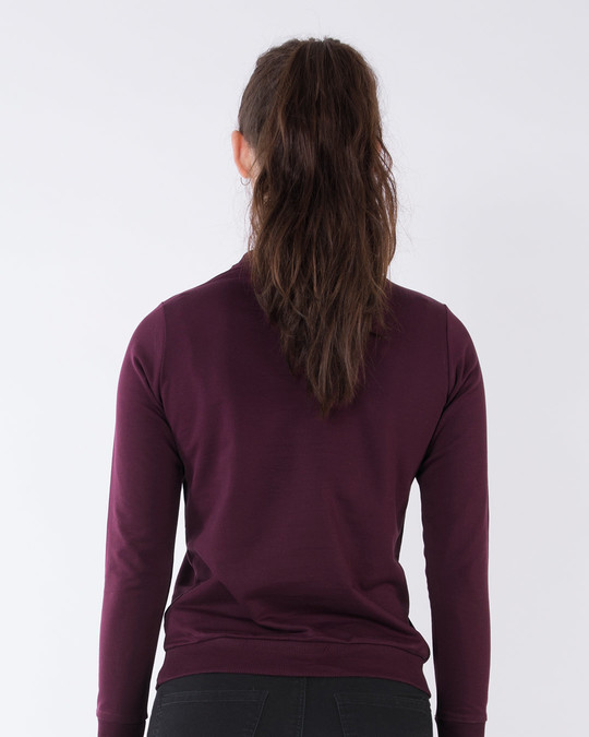 Shop Peace Dispersion Sweatshirt-Back